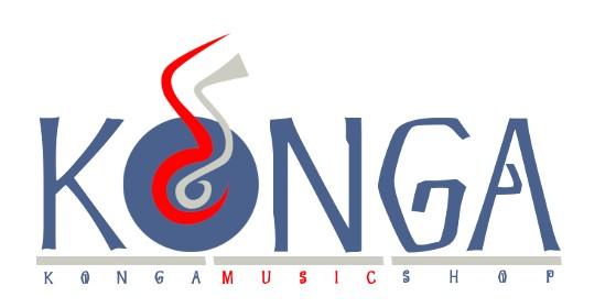 Konga Music Web Shop