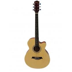 Akusticna ozvucena gitara - Moller Germany -