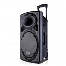 Karaoke 15' - Aktivan zvucnik sa dva bezicna mikrofina
