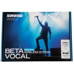 Shure - GLXD - Beta 58