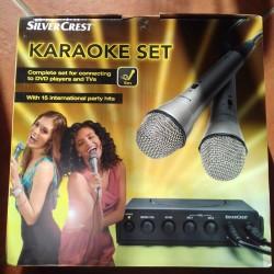 Karaoke Mixer sa mikrofonima
