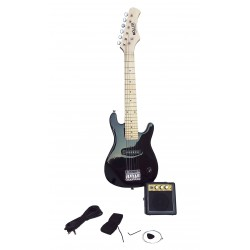 Elektricne - Mali Stratocaster paketi sa pojacalom