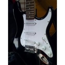 Električna gitara 3TS-BK - Moller Germany